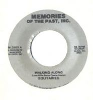 Solitaires - Walking Along/The Wedding (2503)